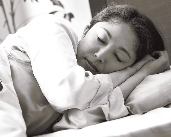 眠ろう、明日のために。