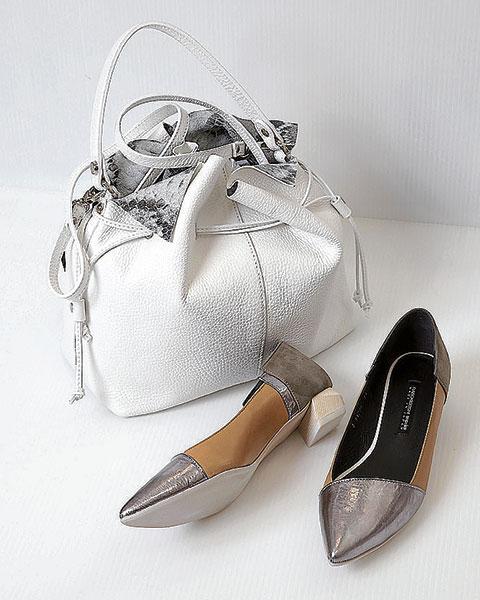 「靴&バッグ」の大人セレクト