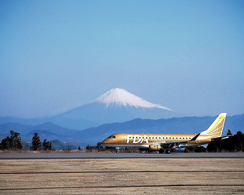 静岡空港周辺エリア
